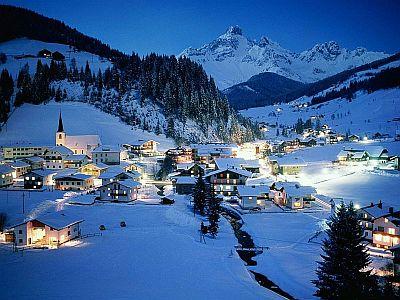 Austria -  Ziemia Salzburska