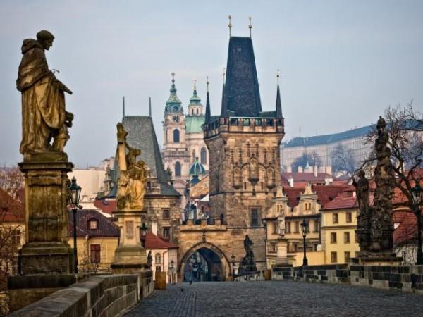24. Złota Praga i Skalne Miasta - 4 dni